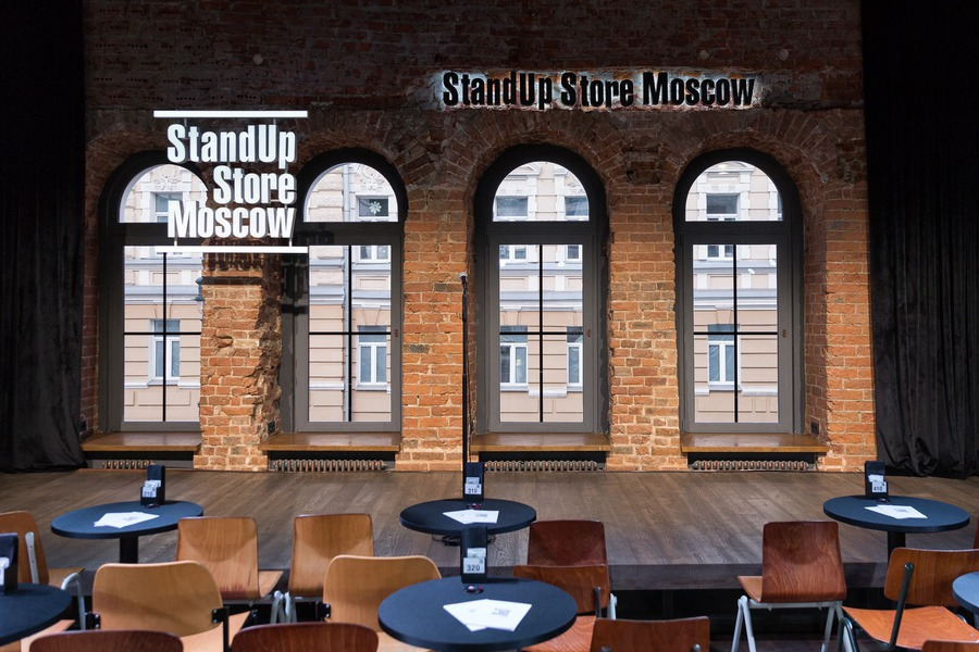 StandUp Store Moscow