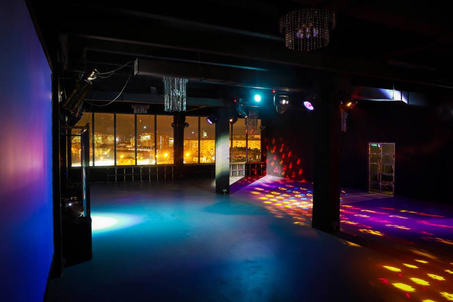 мероприятия для ночного клуба