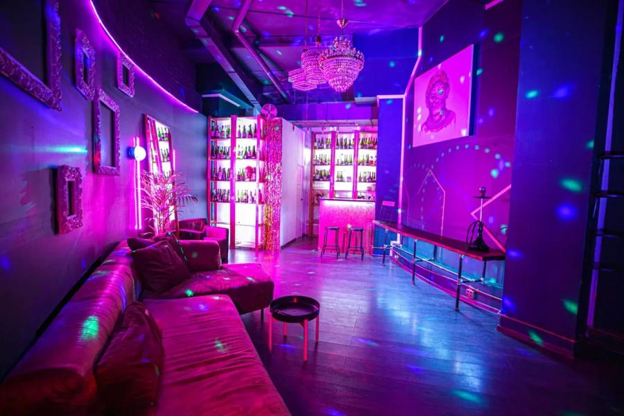 ночной клуб для дня рождения москва