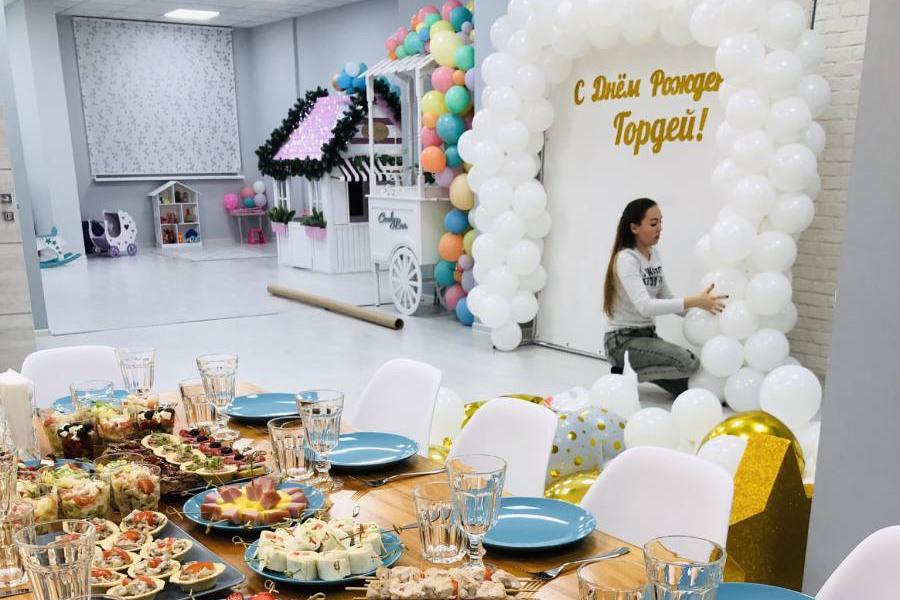 Детский клуб для проведения дня рождения москва вакансии в тонус клуб москва