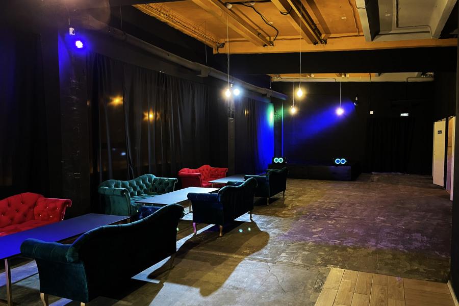 Клуб на шоссе энтузиастов ночной клубная музыка в клубах москвы